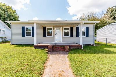 Hopewell VA Single Family Home For Sale: $80,000