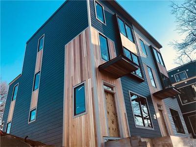 Richmond Condo/Townhouse For Sale: 3418 Cutshaw Avenue #4
