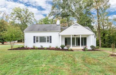 Chesterfield County Rental For Rent: 13000 River Breeze Lane