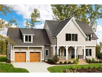 Chesterfield County, Henrico County Single Family Home For Sale: 1725 Tulip Hill Drive