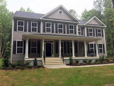 Chesterfield VA Single Family Home For Sale: $437,950