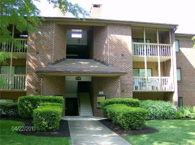 Henrico Rental For Rent: 2115 Turtle Run Drive #7