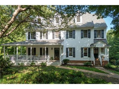 Midlothian Single Family Home For Sale: 11930 Spring Creek Drive