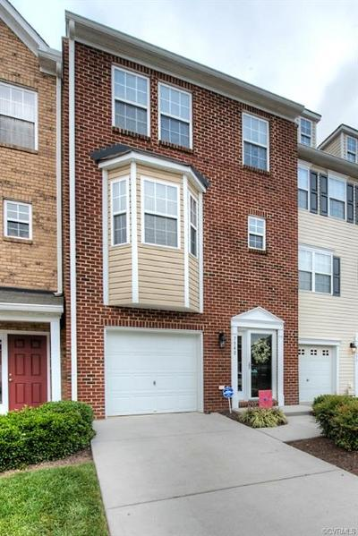 Hanover County Condo/Townhouse For Sale: 7340 Jackson Arch Drive