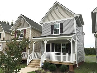 Aylett VA Condo/Townhouse Sold: $145,000
