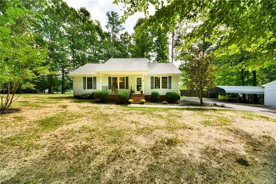 Ruther Glen VA Single Family Home For Sale: $189,950