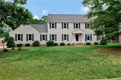 Henrico Single Family Home For Sale: 1512 Helmsdale Drive
