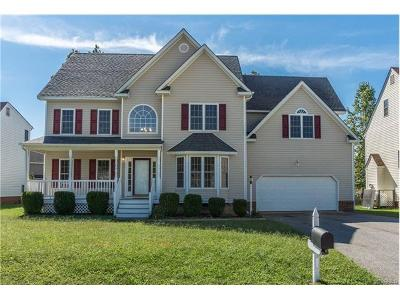 Chesterfield VA Single Family Home For Sale: $339,950