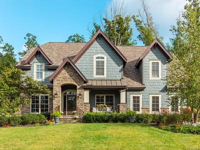 Chesterfield County Single Family Home For Sale: 7831 Rock Cress Drive