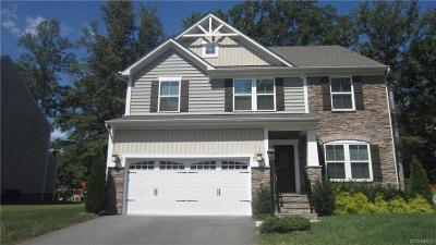 Hanover County Rental For Rent: 9950 Orchard Meadow Road