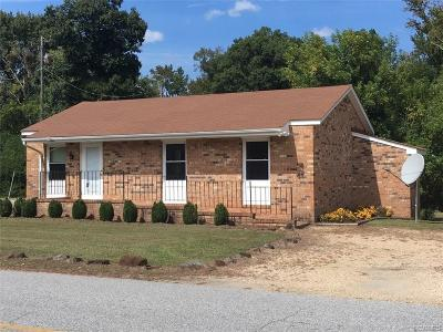 Sussex VA Commercial For Sale: $59,950