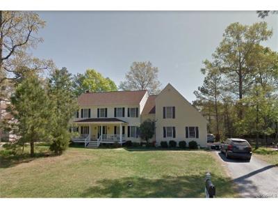 Glen Allen Single Family Home For Sale: 10909 Kincaid Road