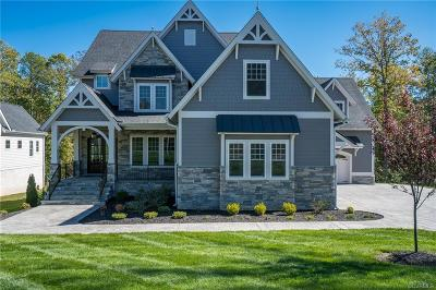 Chesterfield County Single Family Home For Sale: 16136 Old Castle Road