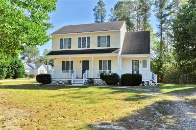 Chester Single Family Home For Sale: 3701 Yantis Court