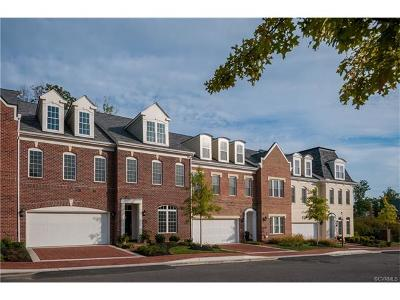 Henrico Condo/Townhouse For Sale: 1135 Marney Court #ZZ-5