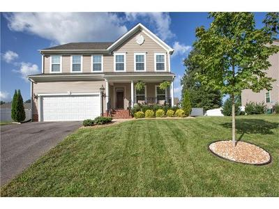 Hopewell VA Single Family Home For Sale: $274,000