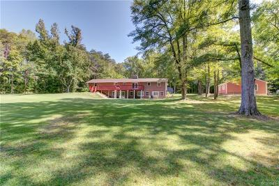 Hanover County Single Family Home For Sale: 14020 Deer Creek Road