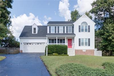 South Chesterfield Single Family Home For Sale: 15000 Crayfish Terrace