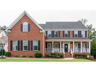 Chesterfield County Single Family Home For Sale: 1501 Quiet Forest Lane