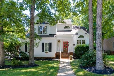 Henrico County Single Family Home For Sale: 3117 Old Brookewood Way