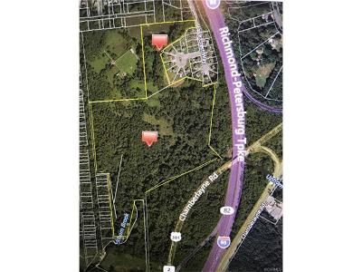 Henrico County Residential Lots & Land For Sale: 00 Lake Crest Way