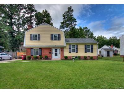 Colonial Heights Single Family Home For Sale: 309 Brookedge Drive