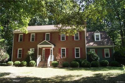 Chesterfield VA Single Family Home For Sale: $269,950