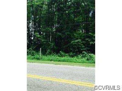 Richmond Residential Lots & Land For Sale: 323 Ruthers Road