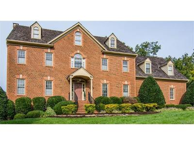 Henrico County Single Family Home For Sale: 400 Lynchell Place