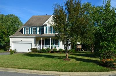 Glen Allen Single Family Home For Sale: 9734 Southmill Drive