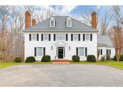 Manakin Sabot Single Family Home For Sale: 832 Dover Bluff Place