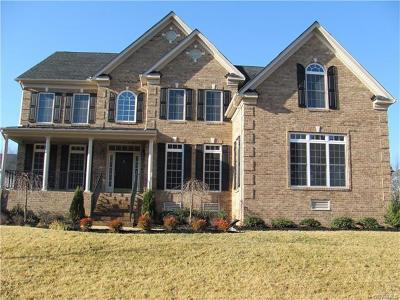 Henrico County Single Family Home For Sale: 5109 Austin Healey Drive