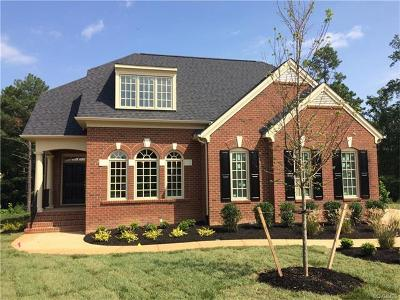 Goochland Single Family Home For Sale: 827 Lachlan Road