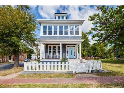 Richmond Single Family Home For Sale: 2000 Fairmount Avenue