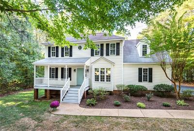 Powhatan County Single Family Home For Sale: 2582 Butterwood Circle