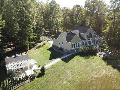 Goochland Single Family Home For Sale: 5380 Community House Road