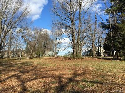 Henrico County Residential Lots & Land For Sale: 11593 Old Mountain Road