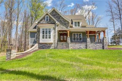 Goochland County Single Family Home For Sale: 18 Jockeys Ridge Road