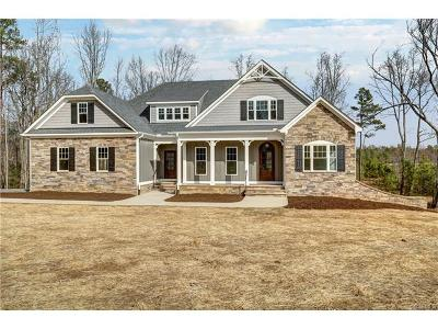 Goochland County Single Family Home For Sale: 15 Jockey Ridge Road