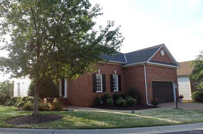 Glen Allen Single Family Home For Sale: 5921 Old Greenway Drive