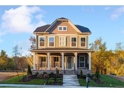 Glen Allen Single Family Home For Sale: 12200 Manor Crossing Drive