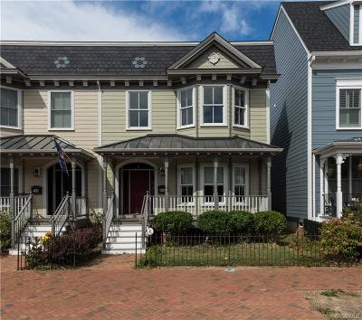 Richmond Single Family Home For Sale: 510 1/2 North 31st Street