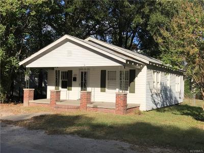 Hopewell Single Family Home For Sale: 203 South 5th Avenue