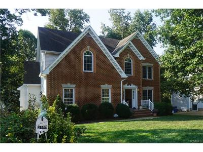 Henrico County Single Family Home For Sale: 2109 Boardman Lane