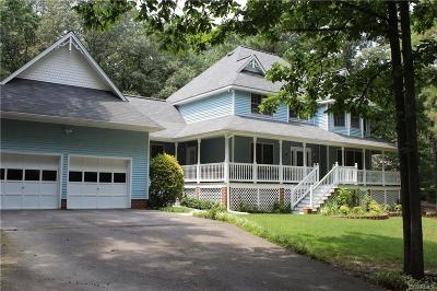 South Chesterfield Single Family Home For Sale: 14008 Howlett Line Drive