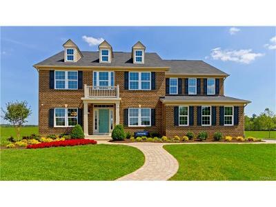 Glen Allen Single Family Home For Sale: 11537 Emerson Mill Way