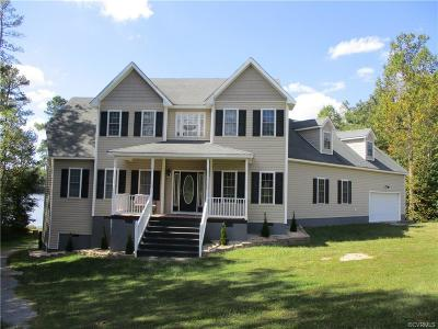 Dinwiddie County Single Family Home For Sale: 18135 Whipponock Way