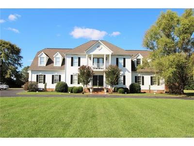 Hanover County Single Family Home For Sale: 8060 Clay Farm Way