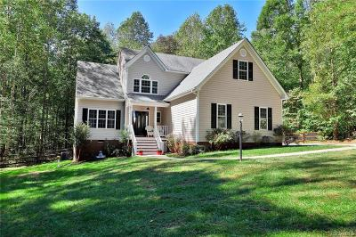 Powhatan County Single Family Home For Sale: 934 Graceland Court
