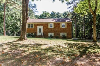 Single Family Home Sold: 14505 Browns Road
